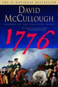 1776 - David McCullough Cover Art