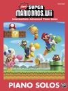 New Super Mario Bros Wii For Piano