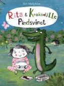 Siri Melchior - Rita og Krokodille. Pindsvinet - Lyt&læs artwork
