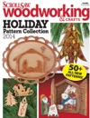 Scroll Saw Woodworking  Crafts Holiday Pattern Collection 2014