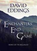 Enchanters' End Game - David Eddings Cover Art