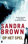 Sandra Brown - Op het spel kunstwerk