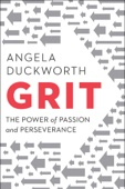 Grit - Angela Duckworth Cover Art