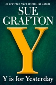 Sue Grafton - Y is for Yesterday  artwork