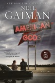 American Gods: The Tenth Anniversary Edition - Neil Gaiman Cover Art