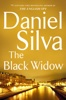 Daniel Silva - The Black Widow  artwork