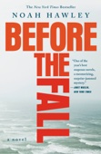 Before the Fall - Noah Hawley Cover Art