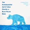 The Kindergarten Artist Who Painted A Blue Polar Bear
