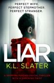 K.L. Slater - Liar artwork
