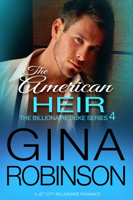 The American Heir Gina Robinson Book