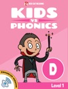 Learn Phonics D - Kids Vs Phonics Enhanced Version