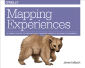 Mapping Experiences - James Kalbach Cover Art