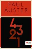 Paul Auster - 4 3 2 1 Grafik