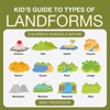 Kids Guide To Types Of Landforms - Childrens Science  Nature