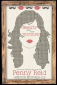 Penny Reid - Beauty and the Mustache  artwork