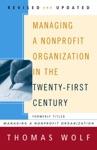 Managing A Nonprofit Organization In The Twenty-First Century