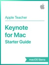 Keynote For Mac Starter Guide MacOS Sierra