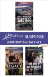 Harlequin Love Inspired Suspense June 2017 - Box Set 2 Of 2