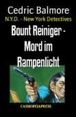 Bount Reiniger - Mord im Rampenlicht