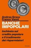 Andrea Greco & Franco Vanni - Banche impopolari artwork