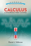 Calculus A Rigorous First Course