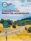 Manual Del Automovilista De California 2016