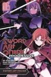Sword Art Online Progressive Vol 5 Manga