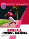 2017-18 NFHS Baseball Umpires Manual