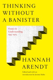THINKING WITHOUT A BANISTER