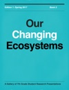 Our Changing Ecosystems - Book 2