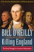 Bill O'Reilly & Martin Dugard - Killing England  artwork