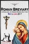 The Roman Breviary In English In Order Every Day For May  June 2017