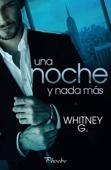 Whitney G. - Una noche y nada más portada
