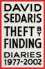 David Sedaris - Theft by Finding  artwork