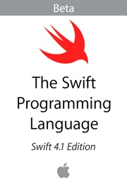 THE SWIFT PROGRAMMING LANGUAGE (SWIFT 4.1 BETA)