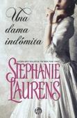 Stephanie Laurens - Una dama indómita portada