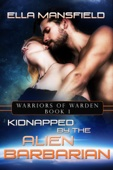 Ella Mansfield - Kidnapped by the Alien Barbarian  artwork