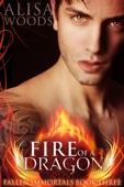 Fire of a Dragon (Fallen Immortals 3)