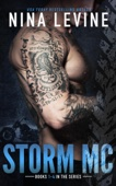 Nina Levine - Storm MC Collection Books 1 - 4  artwork