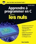 Dan Gookin - Apprendre à programmer en C pour les Nuls grand format, 2e édition artwork