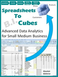 DOWNLOAD OF SPREADSHEETS TO CUBES (ADVANCED DATA ANALYTICS FOR SMALL MEDIUM BUSINESS) PDF EBOOK