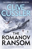 Clive Cussler & Robin Burcell - The Romanov Ransom artwork