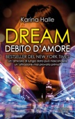 Karina Halle - Dream. Debito d'amore artwork