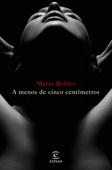 Marta Robles - A menos de cinco centímetros portada