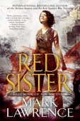 Red Sister - Mark Lawrence Cover Art