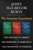 The American Experiment - James MacGregor Burns Cover Art