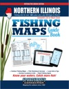 Northern Illinois Fishing Maps Guide Book