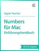 Numbers für Mac– Einführungshandbuch OS X El Capitan