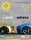 Carmagazine. The March Madness Issue