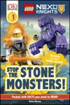 DK Readers L1 LEGO NEXO KNIGHTS Stop The Stone Monsters